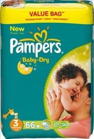 Pampers Baby-Dry Gr.3 Einwegwindel, 4-9kg, 66 Stück