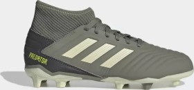 adidas Predator 19.3 FG legacy green/sand/solar yellow (Junior) (EF8215)