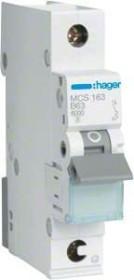 Hager Leitungsschutzschalter (MCS163)