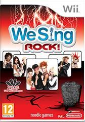 We Sing Rock! inkl. 2 Mikrofone (Wii)