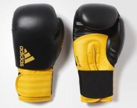 adidas Hybrid 100 Boxhandschuhe black/eqt yellow (BI4201)