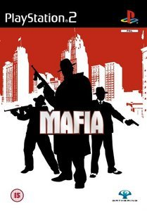 Mafia (German) (PS2)