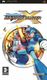 Megaman Maverick Hunter X (PSP)