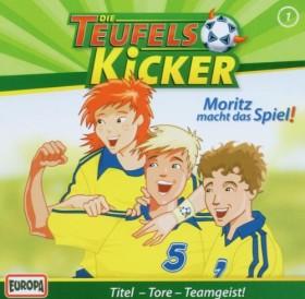 Teufelskicker Folge 1 - Moritz macht das Spiel!
