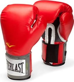 Everlast Pro Style training boxing gloves 16oZ red