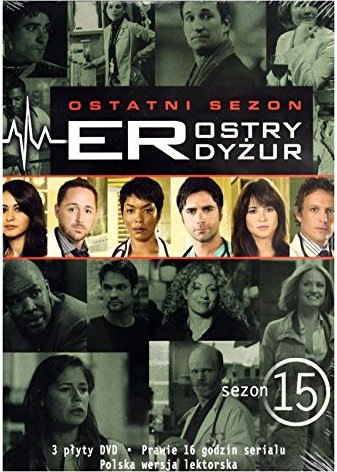 Emergency Room Season 15 (UK) -- via Amazon Partnerprogramm
