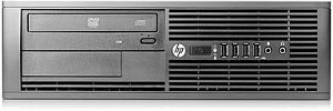 HP MultiSeat ms6200 desktop SSF, Core i5-2400, 4GB RAM, 500GB HDD, Windows MultiPoint Server 2011 standard (QS134AW)