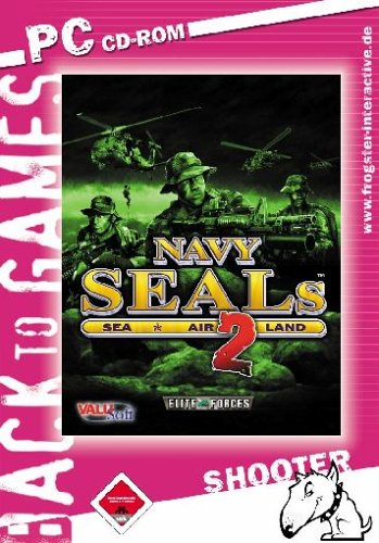 Elite Forces: Navy Seals 2 (German) (PC) -- via Amazon Partnerprogramm