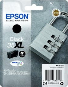 Epson Tinte 35 XL schwarz (C13T35914010)