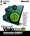 Microsoft Visio 2000 Enterprise Edition (PC) (D89-00004)