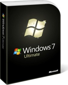 Microsoft Windows 7 Ultimate 64Bit inkl. Service Pack 1, DSP/SB, 1er-Pack (englisch) (PC) (GLC-01844)