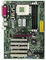 EPoX EP-8KRAI, KT600 [PC-3200 DDR]