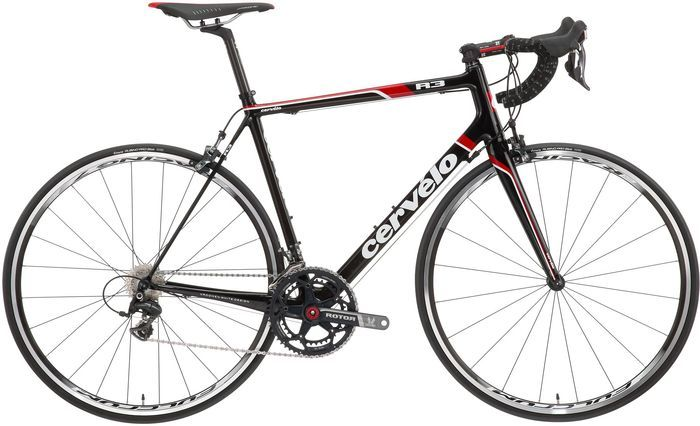 Cervélo R3 Team Ultegra model 2012 -- Photo: Cervélo