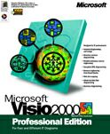 Microsoft Visio 2000 Professional Edition (PC) (D87-00004)
