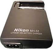 Nikon MH-52 charger (VAK118EA) -- via Amazon Partnerprogramm