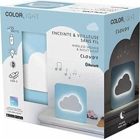 BigBen Colorlight Cloudy