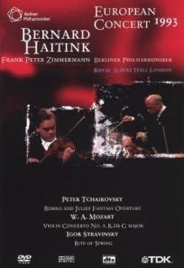 Die Berliner Philharmoniker - Europakonzert 1993 -- via Amazon Partnerprogramm