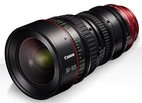 Canon lens CN-E 30-105mm T2.8 L SP