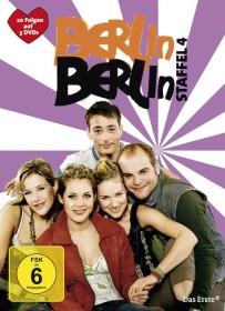 Berlin, Berlin Staffel 4 (DVD)