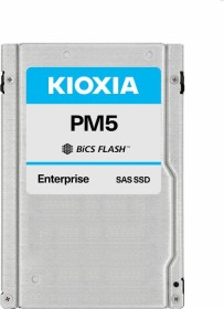 KIOXIA PM5-B Enterprise Write Intensive SSD 3.2TB, SAS (KPM51BUG3T20)
