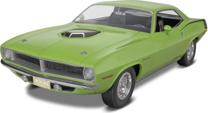Revell 1970 Plymouth Hemi Cuda 2'n1 (14268)