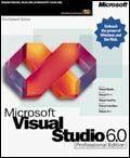 Microsoft Visual Studio 6.0 Professional Edition (PC) (659-00410)