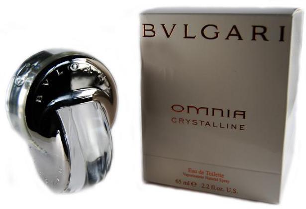 Bulgari Omnia Crystalline Eau De Toilette 65ml -- © Design4Stars