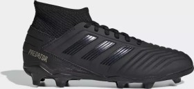 adidas Predator 19.3 FG core black/gold met. (Junior) (G25794)
