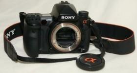 Sony Alpha 900 schwarz Gehäuse (DSLR-A900)