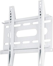 Hama TV-wall mount Fix Ultraslim, 3 stars, M, white (84466)