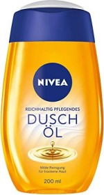 Nivea natural oil shower oil, 200ml