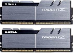 G.Skill Trident Z silver/black DIMM kit 32GB, DDR4-3200, CL14-14-14-34 (F4-3200C14D-32GTZSK)