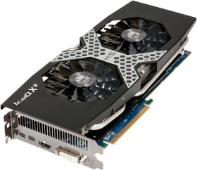 HIS 7950 IceQ X² Boost Clock, Radeon HD 7950 Boost, 3GB GDDR5, DVI, HDMI, 2x mDP (H795QMC3G2M)