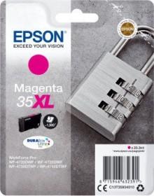 Epson Tinte 35 XL magenta (C13T35934010)