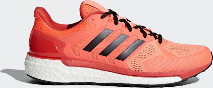 huge discount 6d4ca 6d4f1 adidas Supernova ST solar orangecore blackhi-res red (Herren)