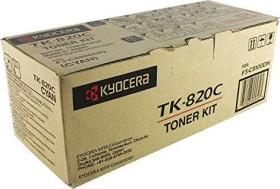 Kyocera Toner TK-820C cyan (1T02HPCEU0)