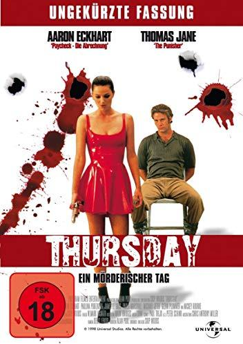 Thursday - Ein mörderischer Tag -- via Amazon Partnerprogramm