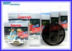 Hama Filter neutral grey HTMC 62mm (79362)