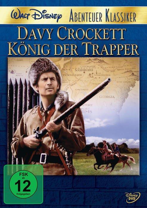 Davy Crockett - König der Trapper