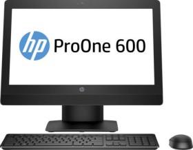 HP ProOne 600 G3 AiO, Core i5-7500, 8GB RAM, 1TB HDD, WLAN (2KR72EA#ABD)