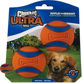 Chuckit Ultra ball Medium 2-pack