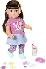 Zapf creation BABY born Doll - Soft Touch Sister (827185)