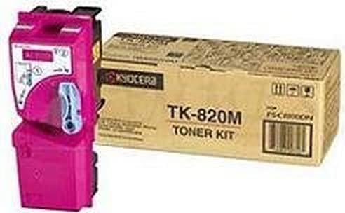 Kyocera TK-820M Toner magenta (1T02HPBEU0) -- via Amazon Partnerprogramm
