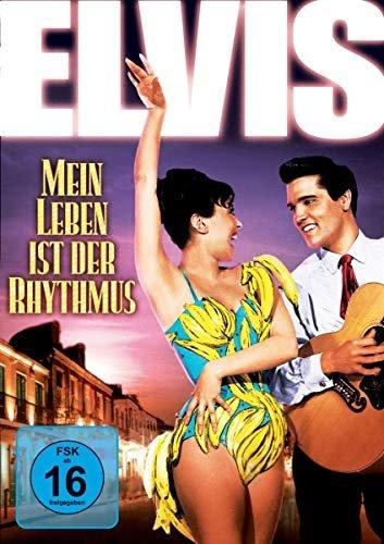 Elvis Presley - Mein Leben ist der Rhythmus -- via Amazon Partnerprogramm