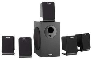 Trust SoundForce, 5.1 System, UK-Version (15990)