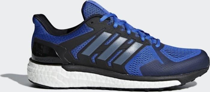 c71ef4ad8 adidas Supernova ST hi-res blue raw steel hi-res red (men) (CG4031 ...