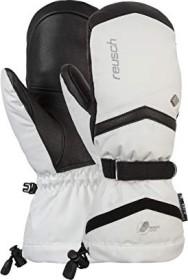 Reusch Naria R-Tex XT Mitten Skihandschuhe weiß/schwarz (Damen) (4931553-1101)