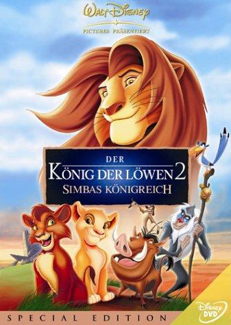 Der König der Löwen 2 (Special Editions) -- via Amazon Partnerprogramm