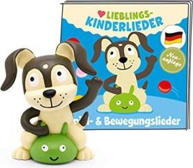 Tonies 30 Lieblings-Kinderlieder - Spiel- & Bewegungslieder (01-0124)