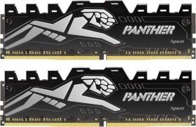 Apacer Panther silber DIMM Kit 16GB, DDR4-3000, CL16-16-16-36 (EK.16GAZ.GJFK2)